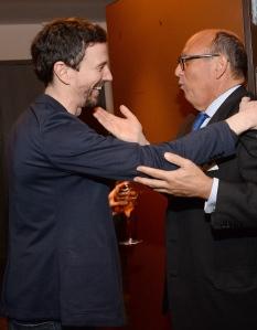 Oliver Berben & Maurizio Zanella