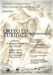 Orfeo e Euridice A5
