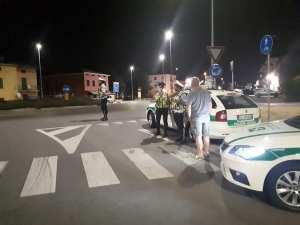polizia locale rovato controlli