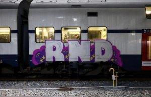writers treni stazione rovato denunce